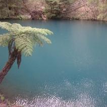 Blue lake, everblue lake